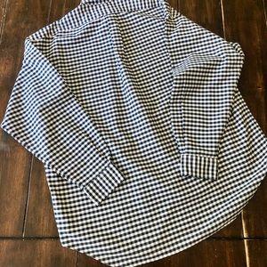 Ralph Lauren Shirts - Ralph Lauren Blue Plaid Shirt